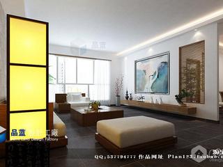《慢品时光》长沙科大佳园155平米新中式设计