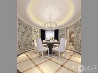 长沙北辰三角洲196㎡新古典风格设计