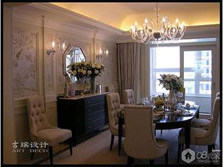 白色的浪漫新古典风情--完工设计施工验收中...