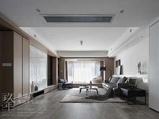 65w精致的现代轻奢家,是对生活品质和细节的精益求精