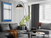 150㎡现代四居室,是三代同堂的妥协与融合